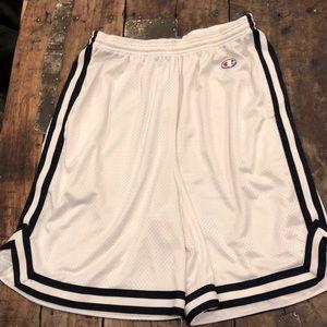 Champion mesh basketball/lacrosse shorts